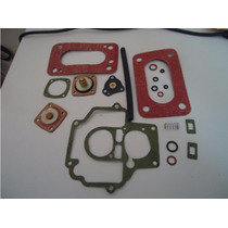 Kit Carburador Fiat Weber Tempra 2.0 Alcool Gas 1992/.. 8539