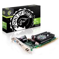 Placa De Vídeo Nvidia Gt210 1gb - Vga / Dvi / Hdmi