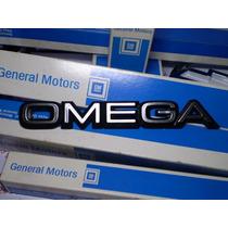 Emblema Omega Porta-malas Omega Suprema 93-97