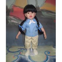 Suporte P/ Bonecas De 45cm American Girl Disney Frozen Dora
