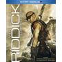 Blu-ray Riddick Complete Collection {import} Novo Lacrado