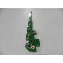 Placa Power Notebook Hp Compaq Nx 9005 | Dakt9ayb2e5 Rev: E