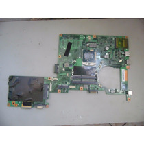 Placa-mãe Para Notebook Msi Cr420 Ms-1454 Ms-14531
