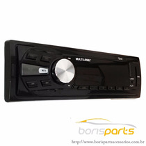 Mp3 Player Automotivo Multilaser Soul Usb Sd Radio Fm Aux