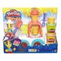 Play Doh Town Pst Carro De Sorvete - Hasbro