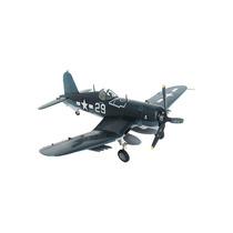 Miniatura De Avião Militar Vought F4u-1a Vf-17 Corsair Easy