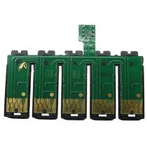Placa Reset Chip Full Com Botão Reset Para Epson C110 - Bulk