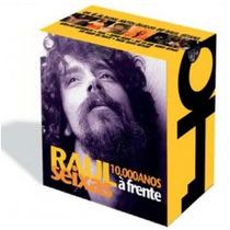 Raul Seixas - 10.000 Anos À Frente (cd) - Originais - 6 Cds