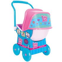 Carrinho De Bebê Baby Alive Com Porta Objetos 2061 Cotiplás