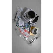 Kit Cilindro Cg150 Com Juntas,retentores,válvulas