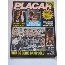 Placar Nº 574 15/05/81 Grêmio Poster F1 E Novos Da Seleção