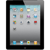Apple Ipad 2 (wi-fi) 16 Gb Preto - A1395 Semi Novo