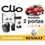 Kit Vidro Elétrico Sensorizado Clio 2 Portas 2011