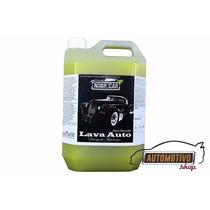 Shampoo Lava Jato Shampoozeira Carro Moto C/ Cera 5 Litros