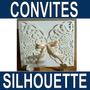 Kit Digital De 30 Convites Recorte Plotter Silhouette Cameo