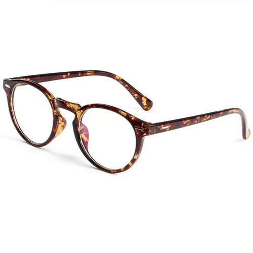 Armação Óculos D Grau Acetato Redondo Masculino Feminino Bo. R  39.99 5fdea0cabe