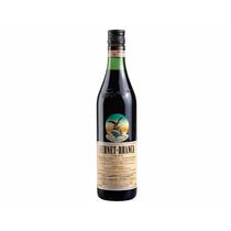 Licor Fernet Branca Italiano 750 Ml Aperitivo Importado.