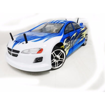 Automodelo Himoto 1/10 On Road Nascada Brushless 70 Km/h