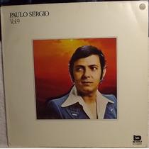 Lp / Vinil Mpb: Paulo Sérgio - Vol.9 - 1991