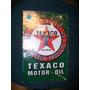 Placa Decorativa Texaco 30x20