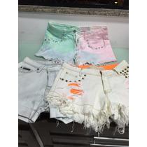 Kit (3 Shorts Degrant,myth E Mandi)36,38 E 38 Todos Soltos