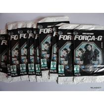Força G - Pacotes Fechados - Álbum Antigo - Editora Abril