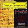Cd Deutsche Grammophon Collection Js Bach Cantata Naxos