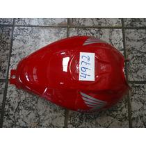 Tanque Titan 150 Vermelho 06 A 08