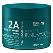 Itallian Hair Tech Innovator Base Relaxante Guanidina Forte