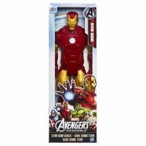 Boneco Boneco Marvel Homem De Ferro 3 Titan Hero 30cm Hasbro