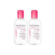 Kit Bioderma Demaquilante Sensibio H2o + Demaquilante Sensib