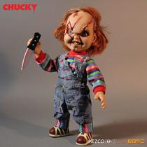 O Brinquedo Assassino: Chucky 38 Cm Eletrônico - Mezco