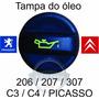 Tampa Oleo Peugeot 206/207/307/c3/c4/picasso 1.6 16v