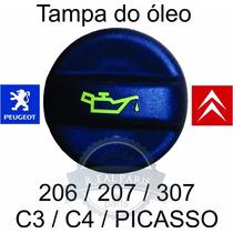 Tampa Oleo Peugeot 206 207 307 C3 C4 Picasso 1.6 16v