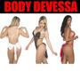 Lingerie Body Sensual Devessa Sexy