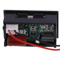 Voltímetro Ac 60-300 -voltímetro 110-220v-tomada.