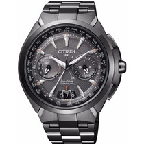 Citizen Cc1085-52e Satellite Wave Air Gps + Titânio Satelite