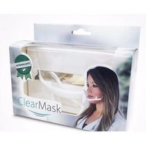 Mascara Higienica Transparente Clearmask Estek