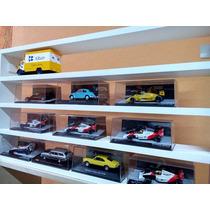 Estante Miniaturas Carrinho Moto Caminhão Formula 1