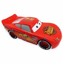 Carro Relâmpago Mcqueen Roda Livre Disney Carros - Toyng