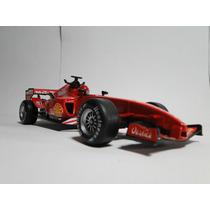Formula One Vermelho Será Ferrari Escala 1/18