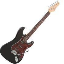 Guitarra Elétrica Preta G100 3 Single - Giannini