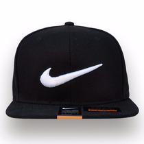 Boné Nike Sb - Simbolo Original - Aba Reta Snapback