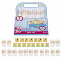 Kit Super Refil De Fraldas E Comida Boneca Baby Alive Hasbro