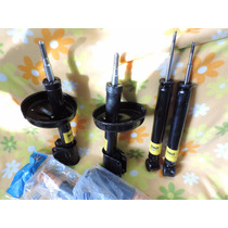 Kit Amortecedores Clio 1.0 Ano 2000, Remanufaturado.