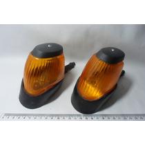 Lanterna Do Pisca (par) Caminhões Mercedes Antigos Hot Rod