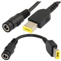 Adaptador De Fonte 5.5x2.5mm Para Plug Retangular Lenovo