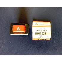 Botão Interruptor Pisca Alerta Pajero 1993 A 2003