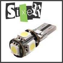 Lampada T10 - Pingo Led Farolete Canbus Anti Error Painel