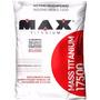 Combo 2 Hipercalóricos - Masstitanium 17500 3kg Max Titanium
